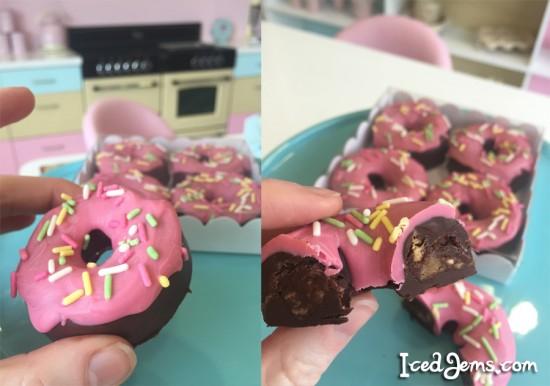 Mini Donut Truffles