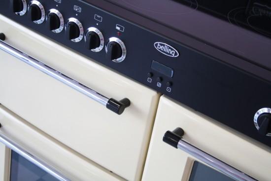 Belling Cream Oven