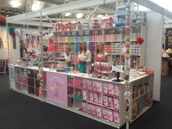 The first time I got to meet some of you lovely lot was at the Good Food Show in 2014!