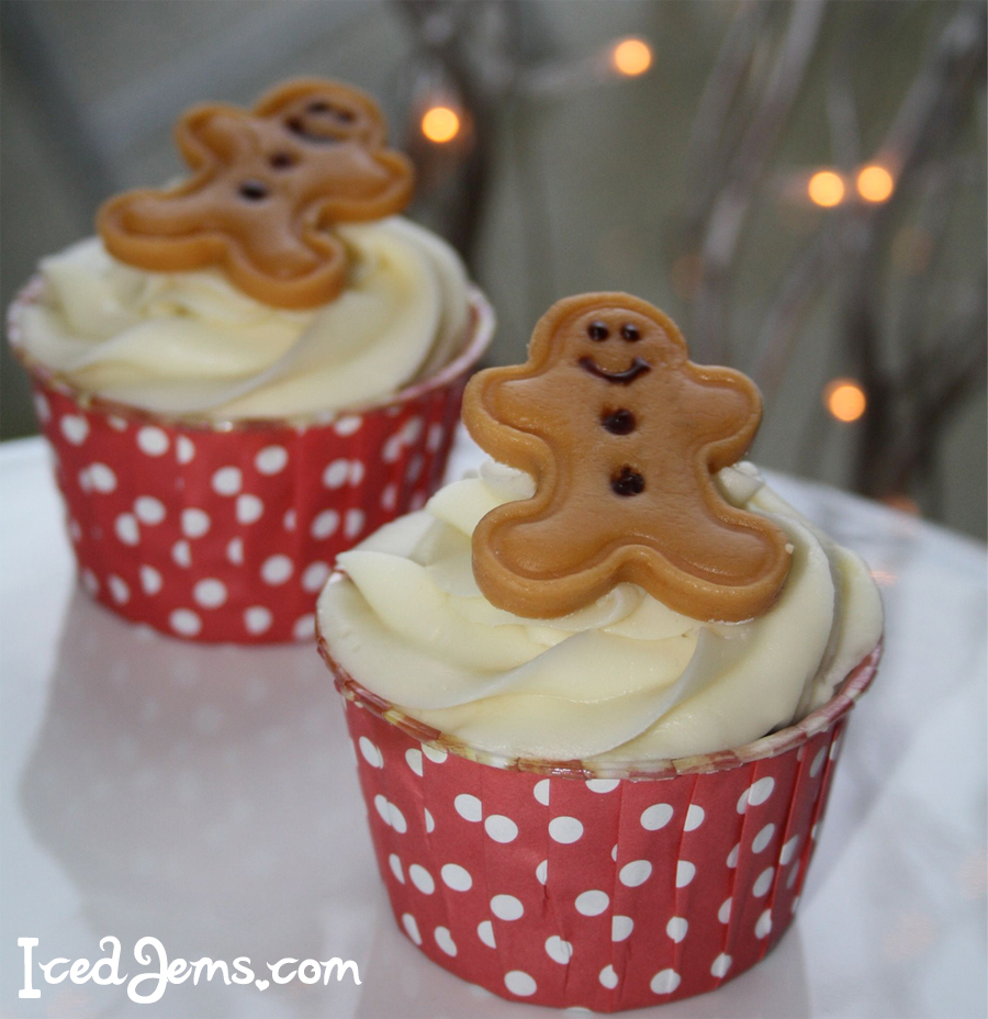 GingerbreadCupcakes
