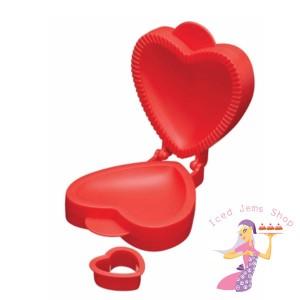 Heartpiemould