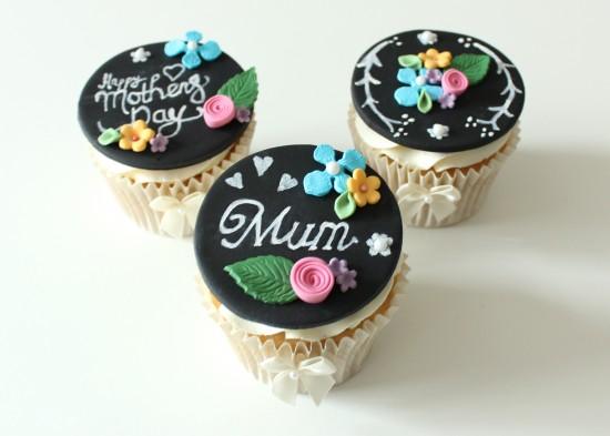 Chalkboard Cupcakes 13