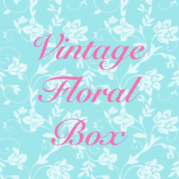 VintageFloralBoxSq