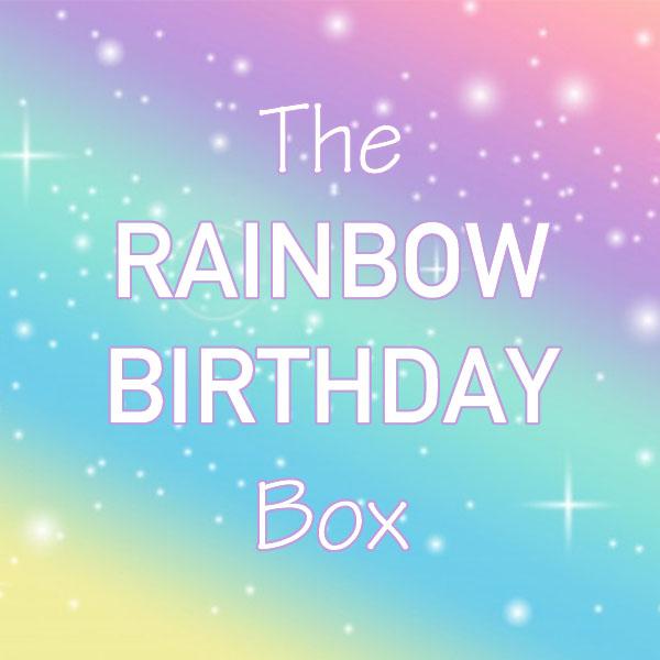 RainbowBirthdayBoxsquare